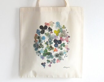 daa82e89ea Watercolor tote bag
