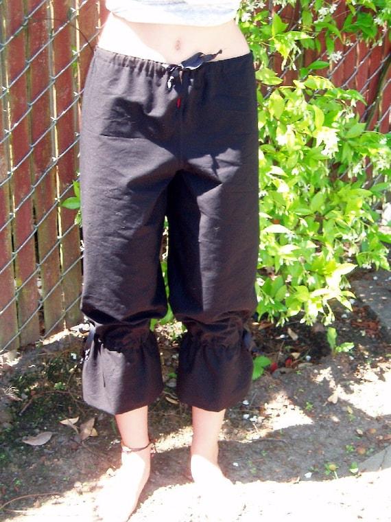 Coton Bloomers - XS à XXXL - très petit avec pas de poches est prêt à être expédié aujourd'hui