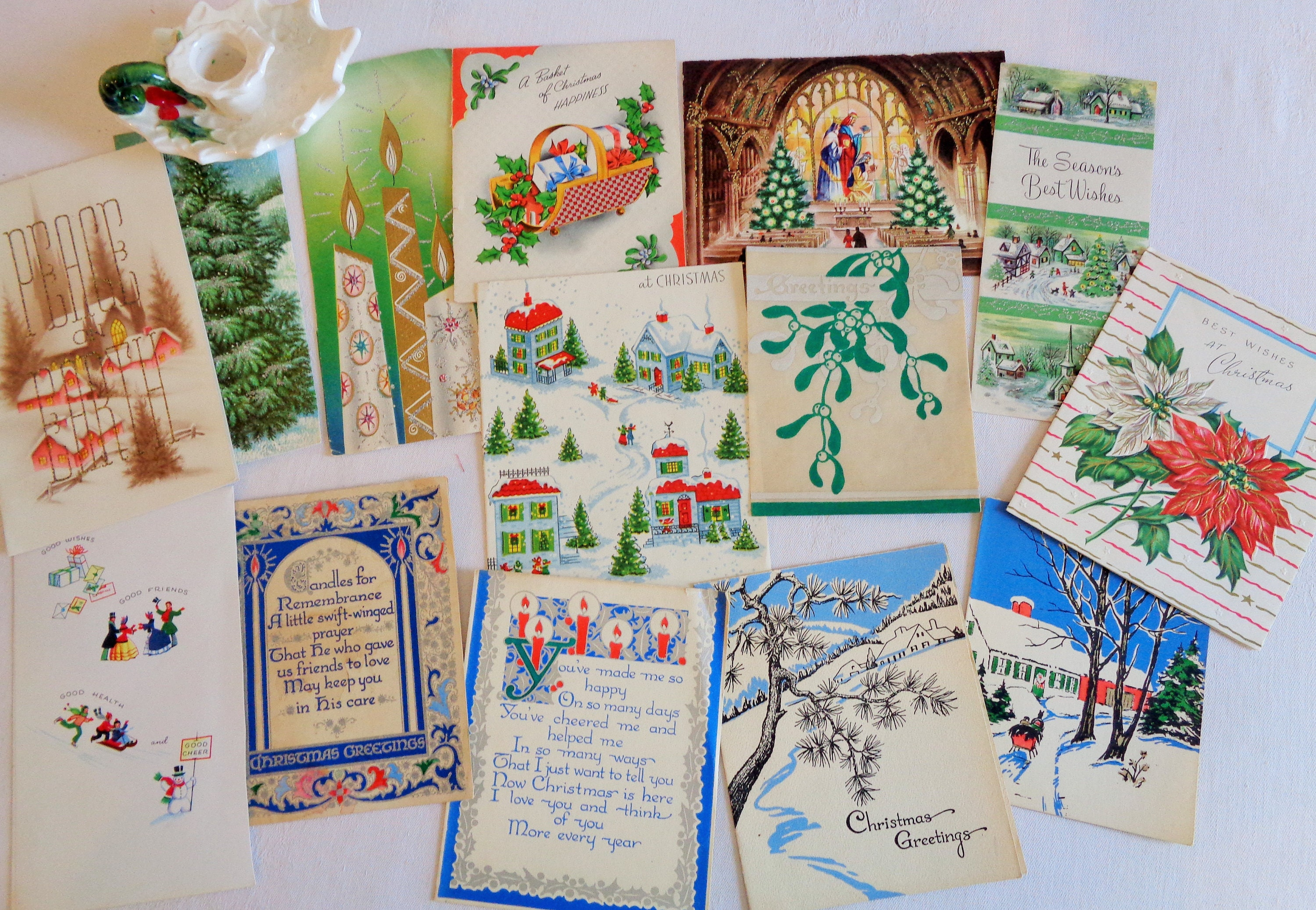 Merry Christmas Greeting Card CRAFT Scrap Altered Grouping in ...