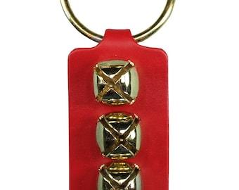 Red Rectangle Door Chimes