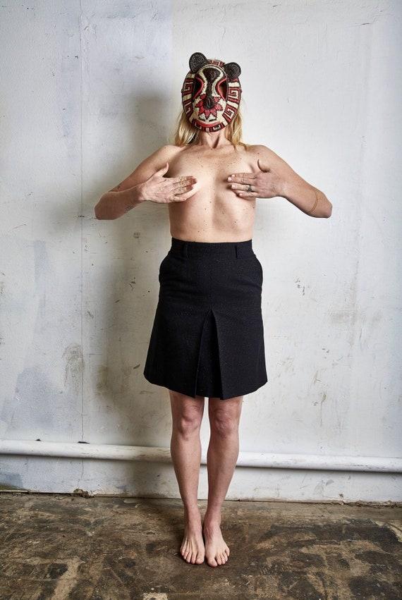 Vintage Comme des Garçons Tricot Suit Skirt c. 199
