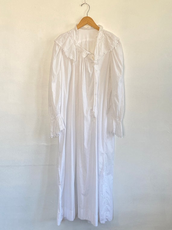 Antique Victorian Nightgown Dress