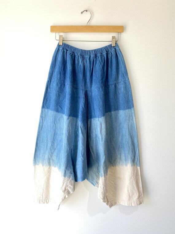 Hand Dyed Harem Pants