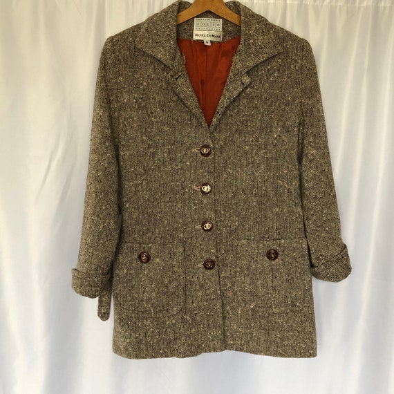 Vintage Saks Fifth Avenue Folio Collection Blazer