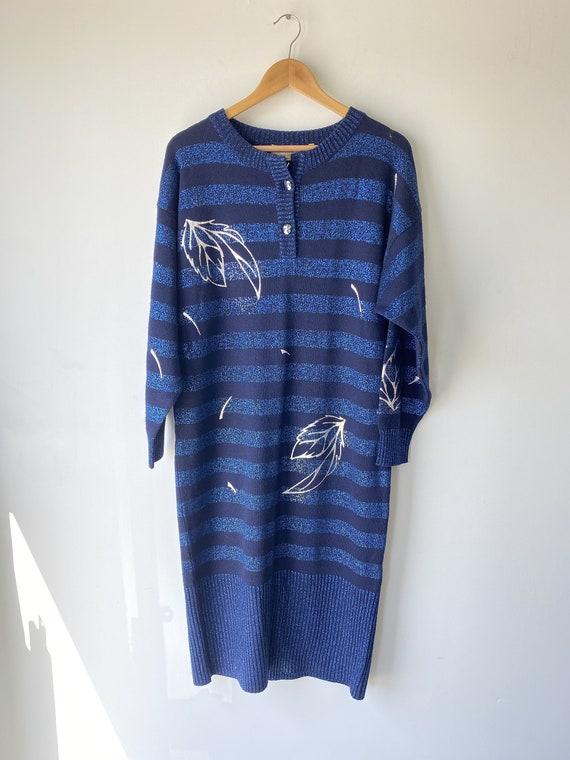 Krizia Poi Sweater Dress