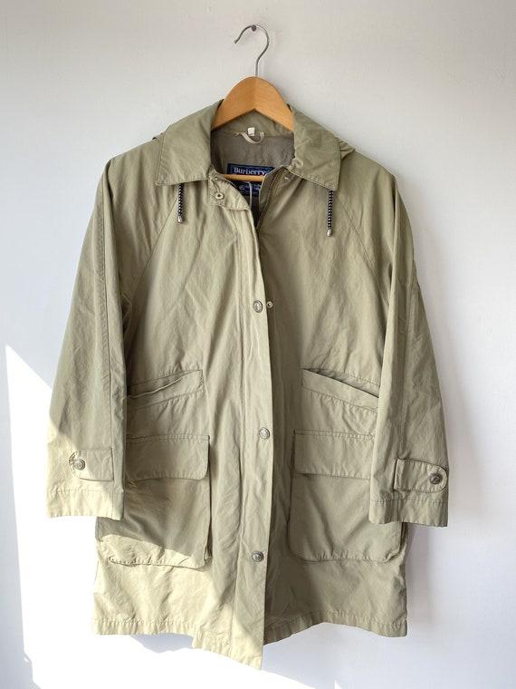 Vintage Burberry Raincoat