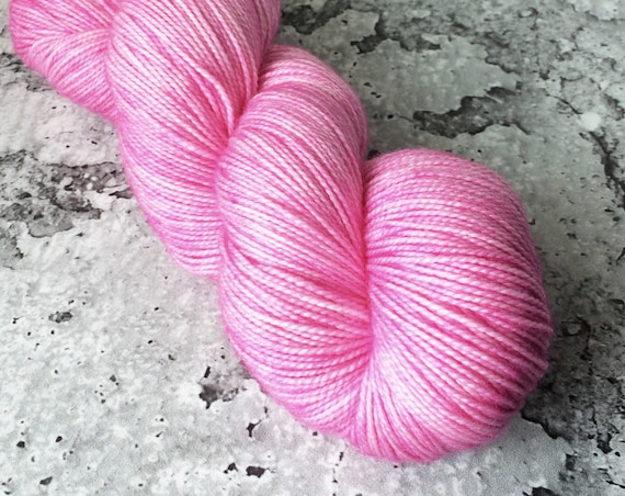 PETAL - 80/20 Merino Sock Hand-dyed Yarn