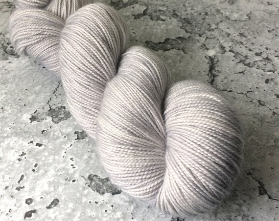 FOG - 80/20 Merino Sock Hand-dyed Yarn (half skein)