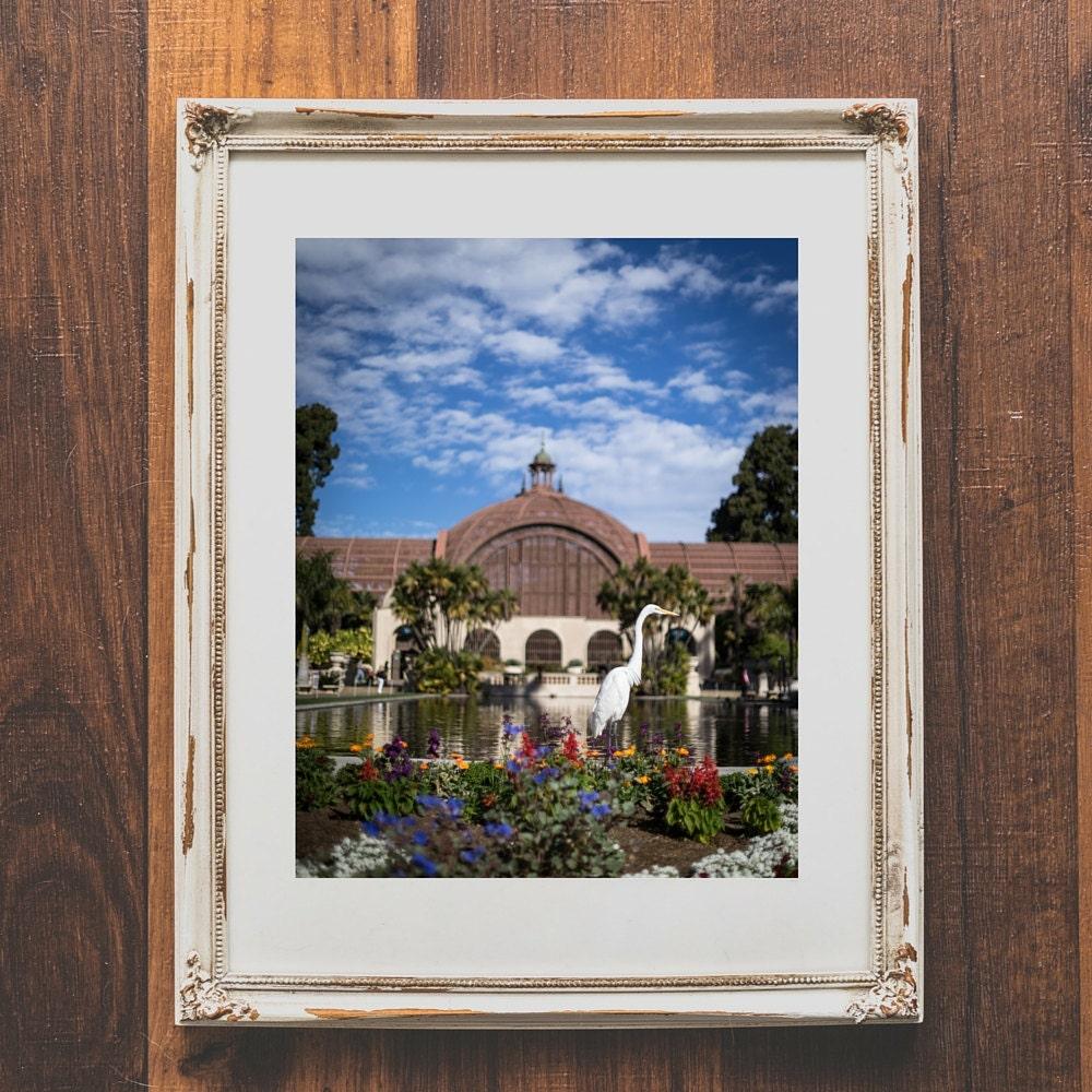 Home Decor San Diego: Balboa Park Wall Print San Diego Photography For Home