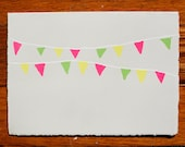 Flags Blank Greeting Card