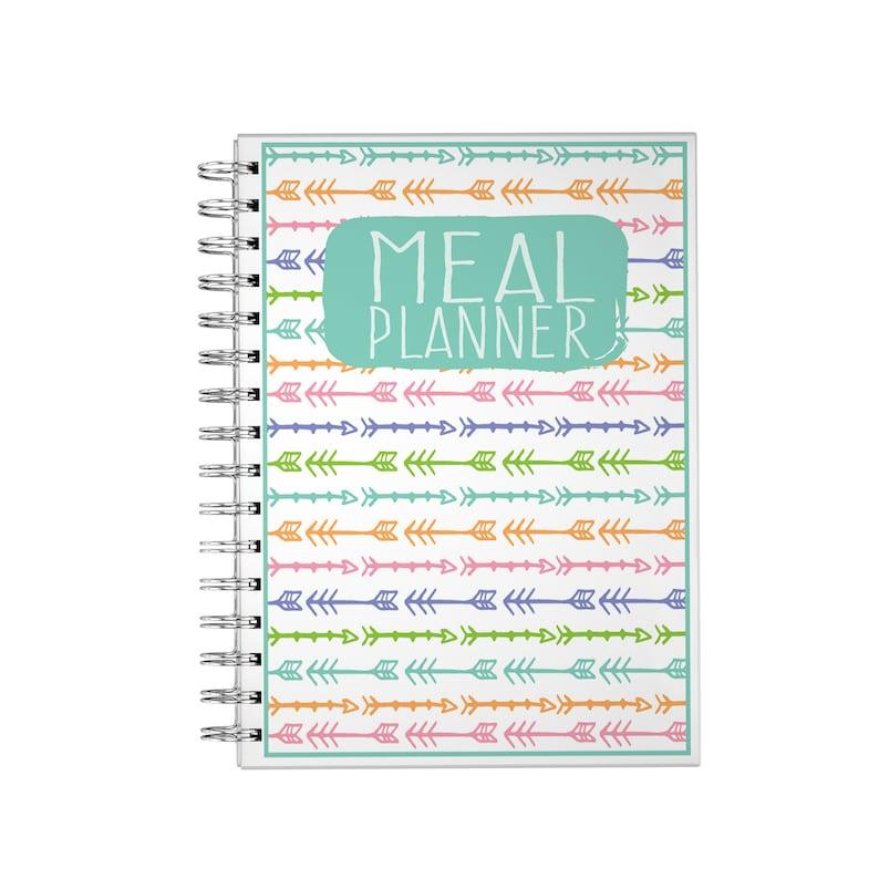 Meal Planner Notebook  Meal Prep  Arrows image 0