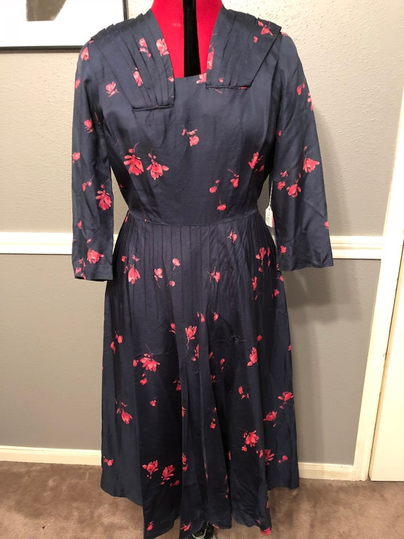 "Vintage ""A Lady Petite Dress"""