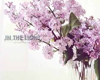 Vase of Lilacs - Fine Art Photography