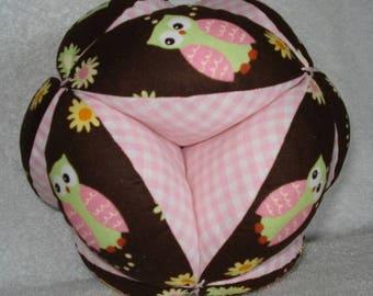 Hoot peu facile-Catch bébé/enfant en bas âge embrayage Ball - cadeau de Shower de bébé