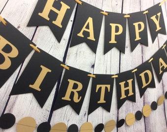 birthday banners etsy