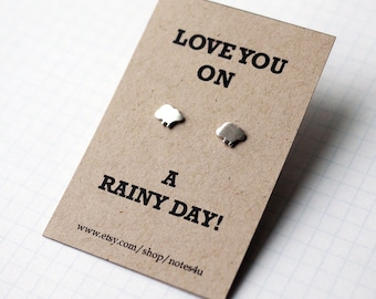 Love you on a rainy day!