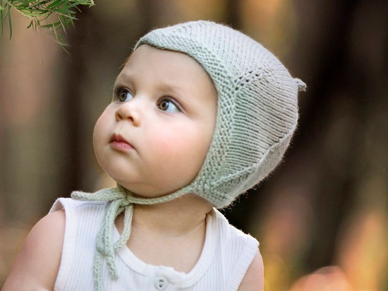 a2f902dc473 Baby Pixie Hat Knitting Pattern RIVER