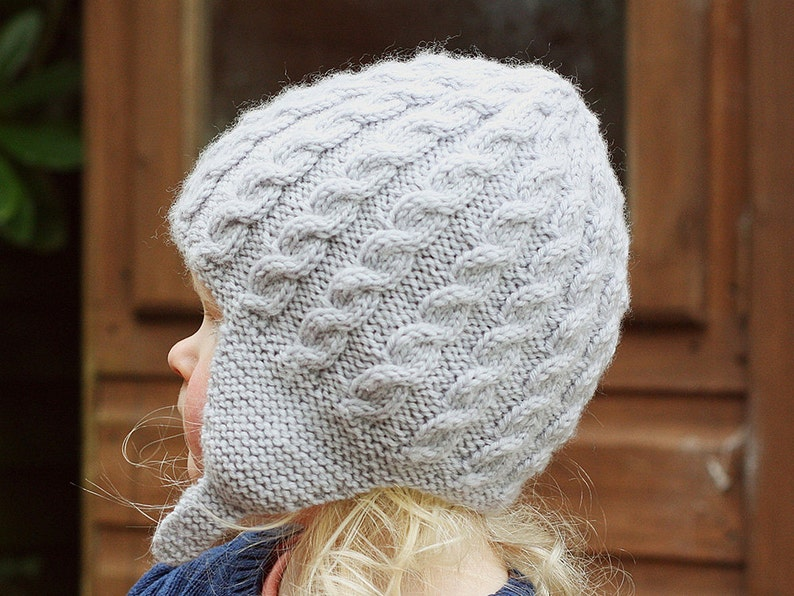 fee4c5e4dc5 Hat Knitting Pattern for Baby and Child ADDISON