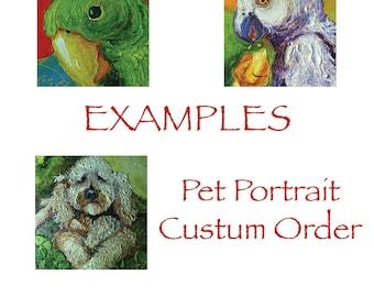 Custom Art for Order