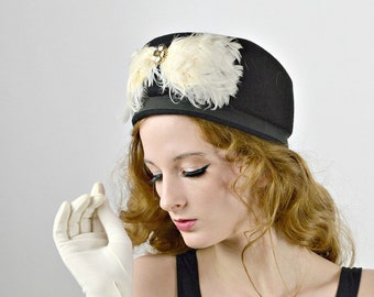 622818d9d53e2 1940s womens hat