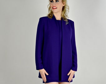 Purple Suit Etsy