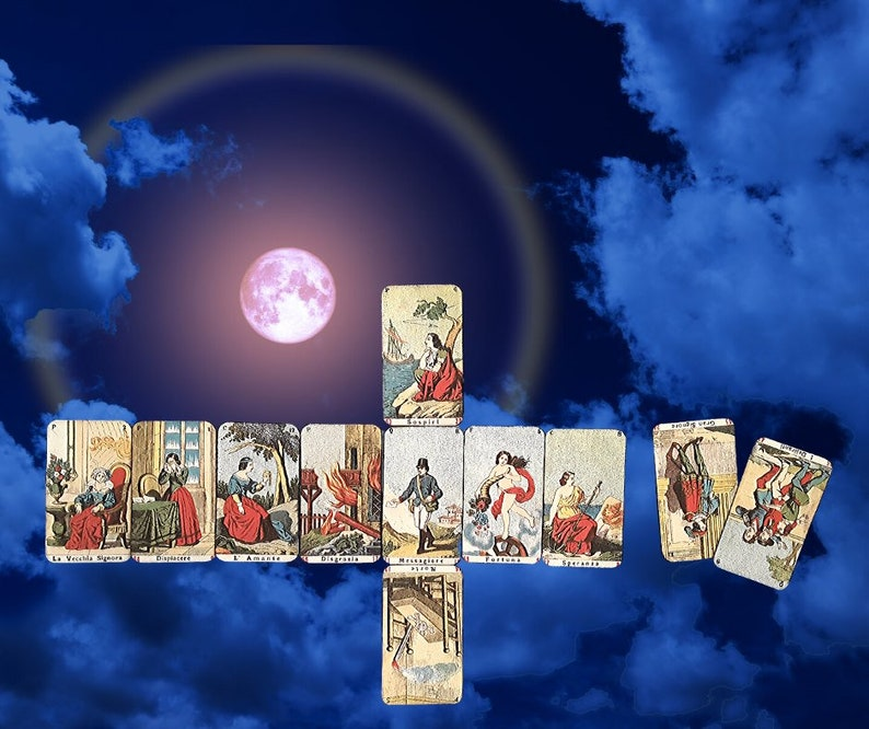 Card Reading for love work finances and more image 0