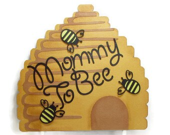 What Will It Bee Gender Reveal Party Cake Topper Centerpiece, Mommy To Bee, What Will Baby Bee, Bumble Bee Baby Shower, Parents To Bee,
