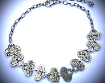 EK Original - Cut The Key Necklace - Vintage PF Corbin Key Necklace