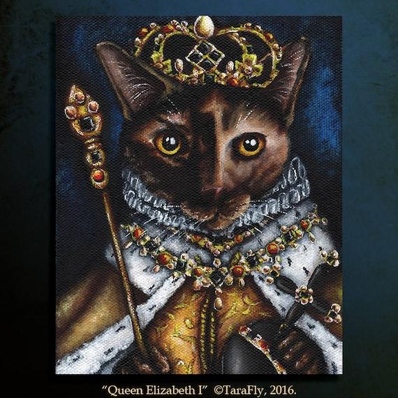 Elizabeth I 8x10 Fine Art Print