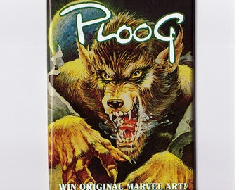UNOPENED 1994 Mike Ploog Collector Card Pack - 10 cards