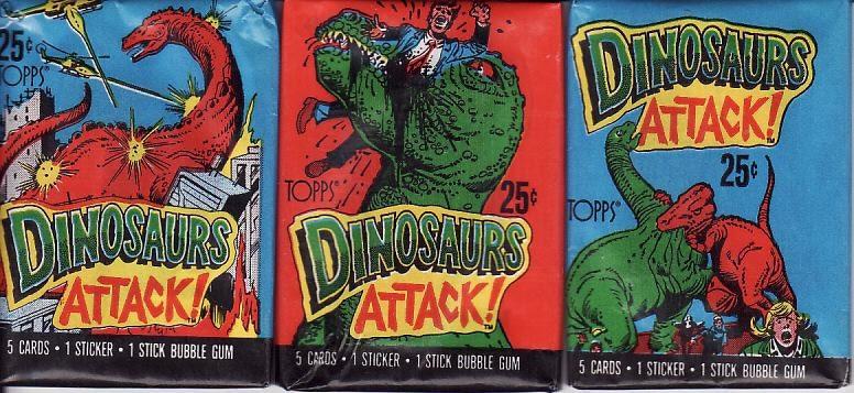 JPP AMADA 1995 Godzilla Japanese Kaiju Trading Card 1x SEALED PACK of 12 Cards