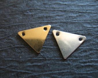 wholesale modern geometric barblank 2h 30.5x5 mm Bar Blank Pendant Charm Sterling Silver or 14kt Gold Fill