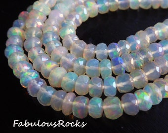 Drilled Beads 8 Inch Strand Size 11X17-15X22 MM Beads For Jewelry Fancy Shape Opal beads White Opal 16 Pieces White Opal Gemstone Beads