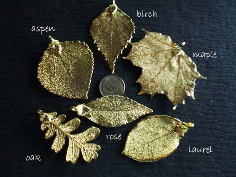 Real Leaf Silver Brooch Pin Real Dipped Aspen Leaf Real Leaf Jewelry Bridesmaids Wedding Gifts SAB Mother Wife Anniversary