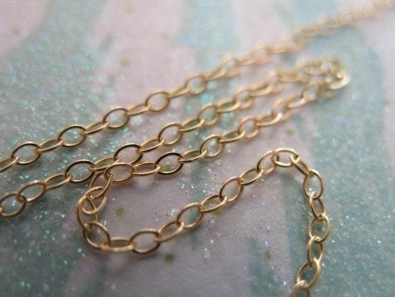 """Collar De Oro Plateado Trace//Cable cadenas 16/"""" Multi Listado"""