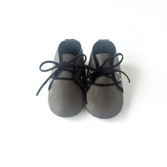 Baby Boys White Satin Classic Oxford Christening Shoes 0-3 Baby