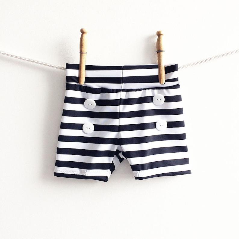 fafe33c74d Baby Swim Trunks Baby Boy Swimsuit Swim Bottoms Baby | Etsy