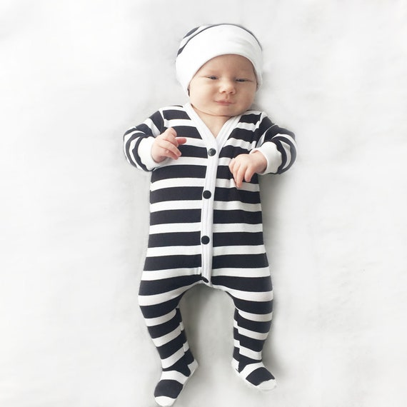 My First Thanksgiving Dat Baby Boy Footed Hoodies Newborn Infant Boy Long-Sleeve Turkey Pajamas Pullover Oufits