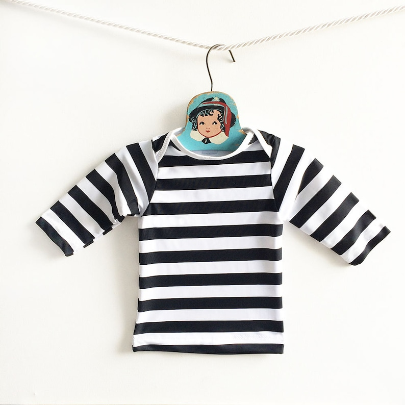 8d8e6bbbd3 Baby Rash Guard Swimsuit Boys Surf Shirt Toddler Retro | Etsy