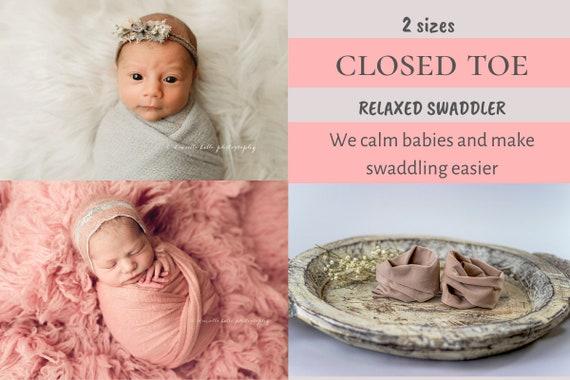 Photography Prop Baby Easy Wrap Newborn Girl Boy