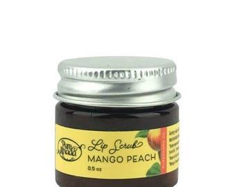 Lip Scrub -  Mango Peach