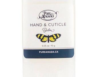 Hand & Cuticle Balm