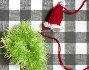 A Very Grumpy Cat Hat Knit Pattern