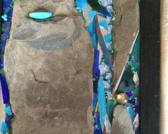 Waterfall Mosaic