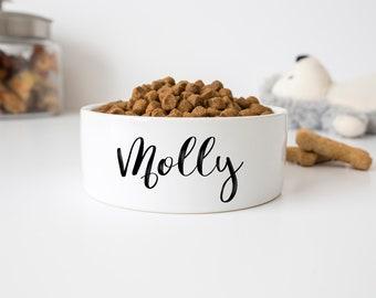 Fancy cat bowl | Etsy