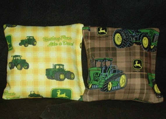 Outstanding Set Of 8 John Deere Cornhole Bags Free Shipping Cornhole Or Baggo Bean Bag Toss Spiritservingveterans Wood Chair Design Ideas Spiritservingveteransorg