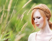 Custom Fishtail Braided Bohemian Synthetic Hair Headband