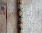 1 Custom Clip In or Braid In Dreadlock Extension Standard Synthetic Hair Boho Dread Hair Wrap