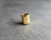 Gold Tone Dread Charm