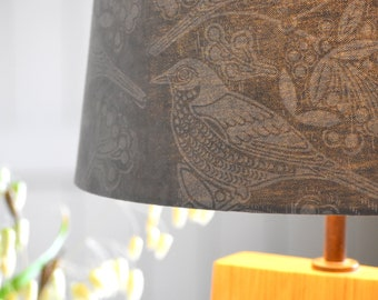 20% off Fieldfares - Plant-Dyed + Block Printed Lampshade